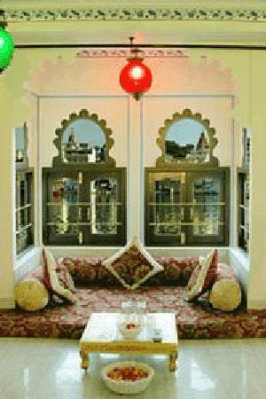 Hotel Thamla Haveli: balcony