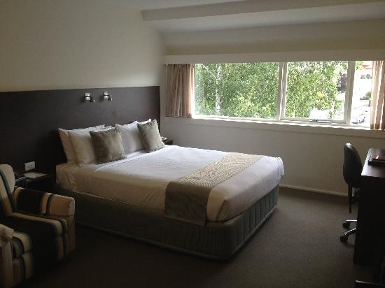 St Ives Apartments: Room at St Ives