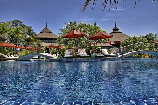 Mangosteen Resort & Ayurveda Spa: The Mangosteen Waterworld