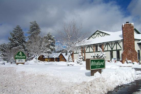 Playground In The Snow Picture Of Pinetop Lakeside