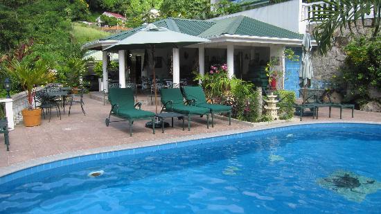 Hanneman Holiday Residence: Le restaurant