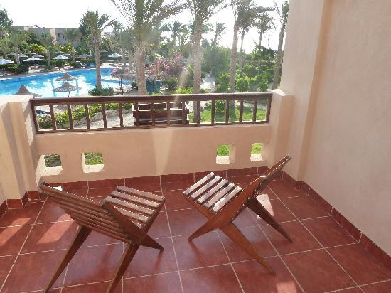 Tamra Beach: balcone / balcony