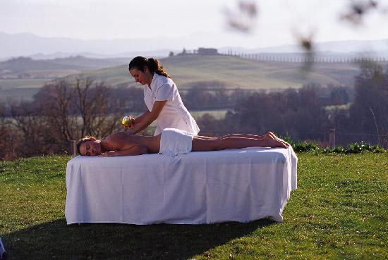 Hotel Adler Thermae Spa & Relax Resort: Spa & Wellness