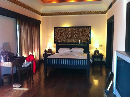 Belmond Governor's Residence: chambre