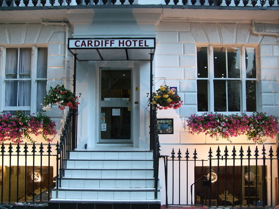 Welcome to the Cardiff Hotel