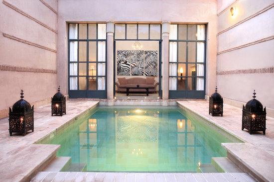 Les Deux Tours: Pool Suite