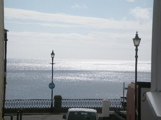 Myrtle House Hotel : The view from room 7