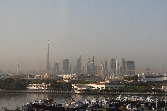 Hilton Dubai Creek: Down town Dubai