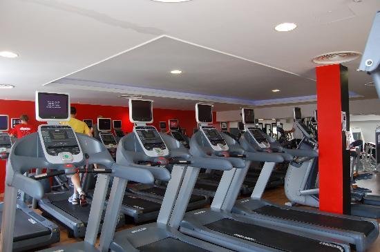 Clybaun Hotel: Gym