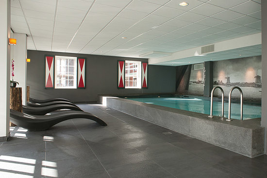 Inntel Hotels Amsterdam Zaandam: Wellness Swimming Pool