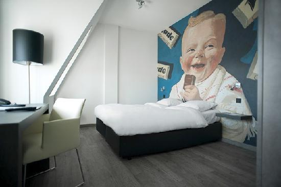 Inntel Hotels Amsterdam Zaandam: Taste Deluxe Room