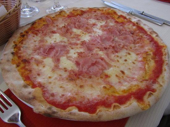 Albergo Ristorante Il sole : La pizza