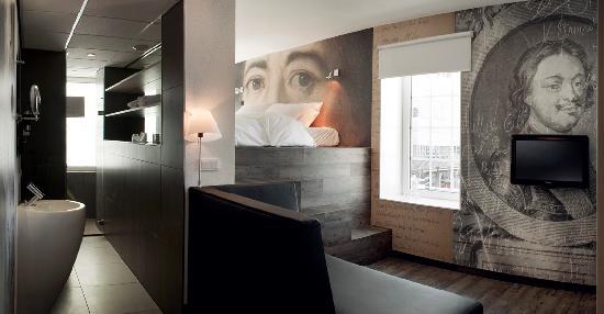 Inntel Hotels Amsterdam Zaandam: Tsar Peter Suite