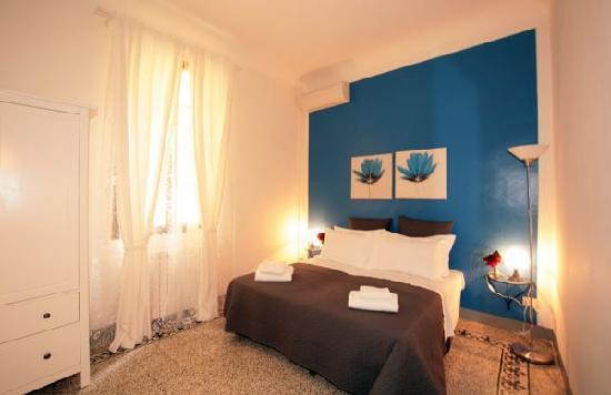 B & B Cimatori: bedroom