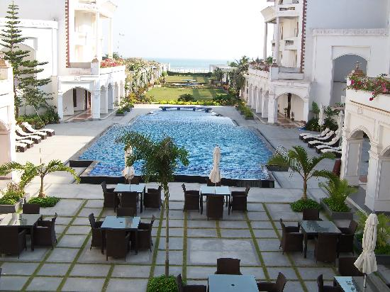 The Chariot Resort & Spa: GOOD VIEW a peace of mind