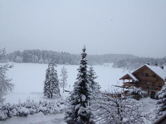 Alpenhotel Kitzbuehel: Lago Schwarzsee