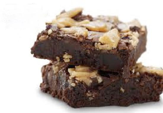 Gusto Gusto: Chocolate brownie