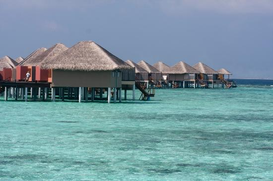 Adaaran Prestige Vadoo: The Bungalows Over the Lagoon