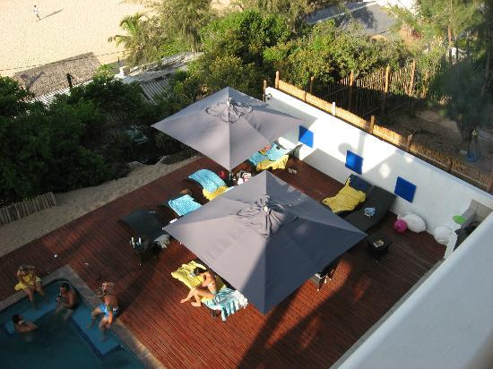 Casa do Mar: swimming pool