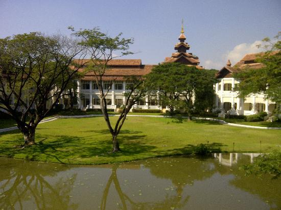 The Dhara Dhevi Chiang Mai: Colonial Suites