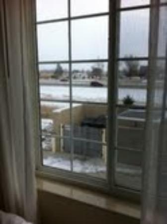 Staybridge Suites Fargo: View from our room