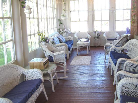 Wakamow Heights Bed and Breakfast: a great place to relax
