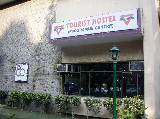 YMCA Tourist Hostel: YMCA, Jai Singh Road, New Delhi