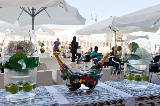 Aura Lounge Picture Of Aura Restaurante Lisbon