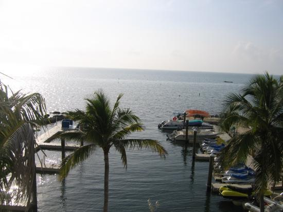 Days Inn and Suites Key Islamorada: View from the third floor suite