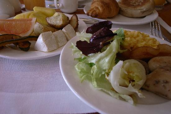 The Shilla Seoul: ラウンジの朝食
