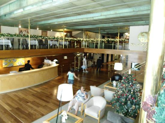 El Conquistador Hotel: (D)Recepção