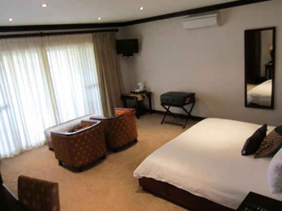 Old Traders Lodge: Bedroom