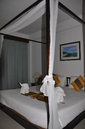Aonang Buri Resort: Nuestra habitación