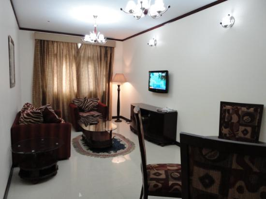 Imperial Hotel Apartments : Drawing room