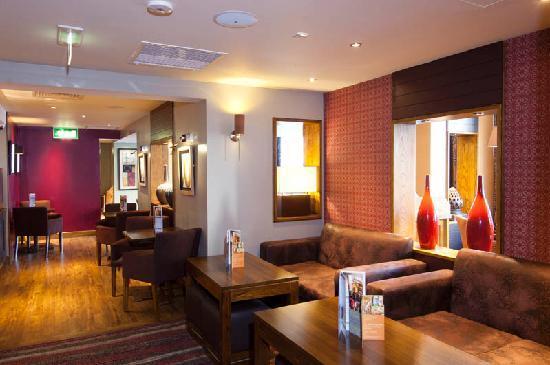 Premier Inn London Angel Islington Hotel: Thyme Restaurant