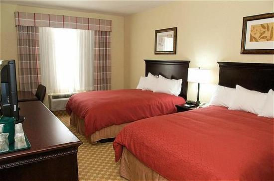 Country Inn & Suites By Carlson, Omaha Airport: Double Queen