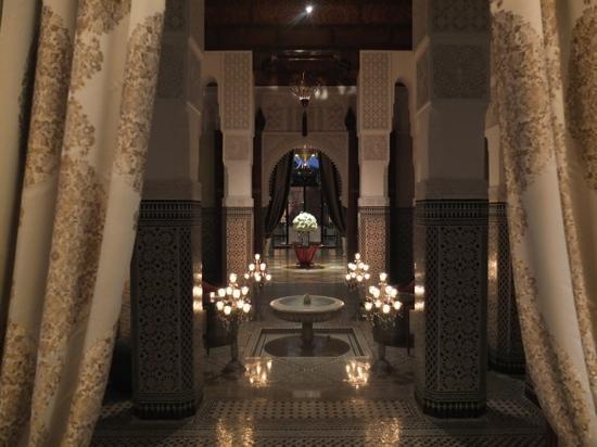 Royal Mansour Marrakech: surreal