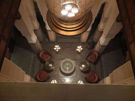 Royal Mansour Marrakech : heaven