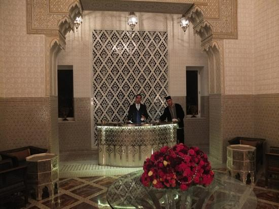 Royal Mansour Marrakech: dream-like
