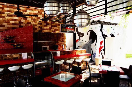 Grand City Hotel: Lounge & Cofee