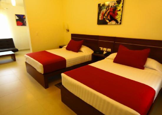 Grand City Hotel: Nuestras Habitaciones