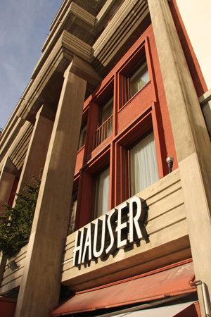 Hauser Hotel St. Moritz: Hauser's Hotel