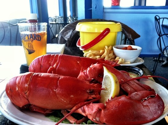 Lobster Cove: great value!