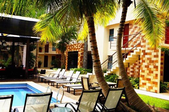 Grand City Hotel: Bienvenidos