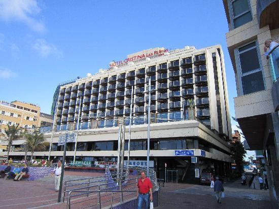 Hotel Cristina Gran Canaria