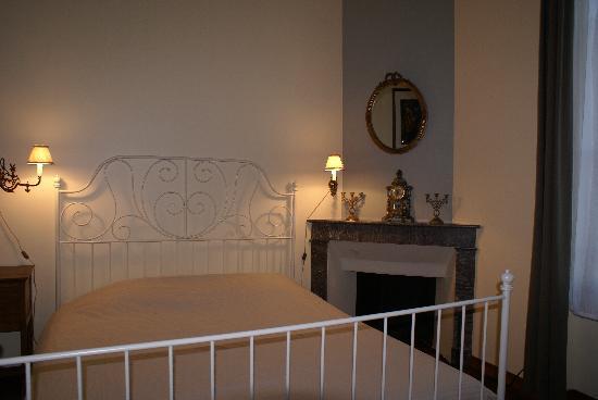 Domaine la Fontaine - B&B room