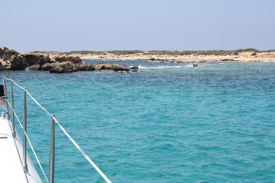 Kissonerga, Cypern: croisière en cata