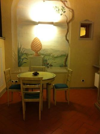 Firenze Suite: salottino