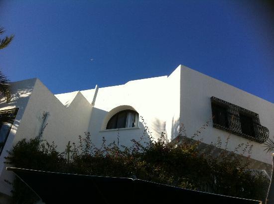 Les Maisons de la Mer : Our Apartment From Outside