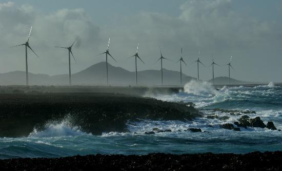 GOOOD Resort: Wind generation on the rugged north coast